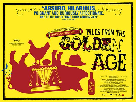 Сказки Золотого века / Tales from the Golden Age (2009)