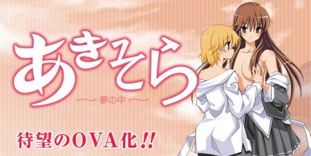 ��� � ���� / Aki Sora OVA 1,2 (2009)