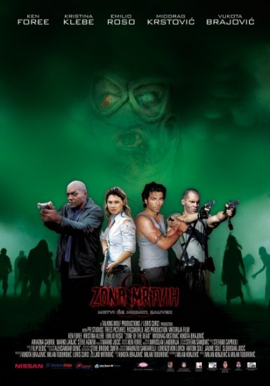 Зона мёртвых / Апокалипсис мёртвых / Zone of the dead / Apocalypse of the dead (2009)