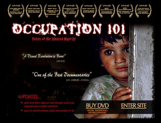 Оккупация 101 / Occupation 101 (2010)