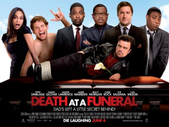 ������ �� ��������� / Death at a Funeral (2010)