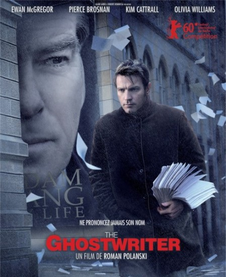 Призрак / The Ghost Writer (2010)