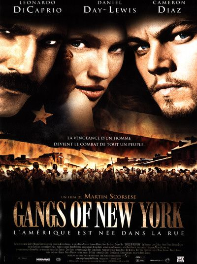 Банды Нью-Йорка / Gangs of New York (2002)
