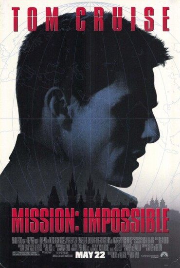 ������: ����������� / Mission: Impossible (1996)