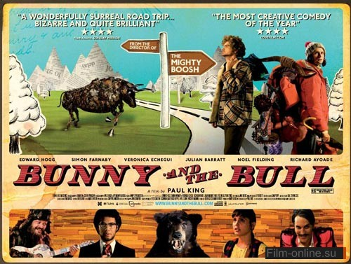 ������ � ��� / Bunny and the Bull (2009)