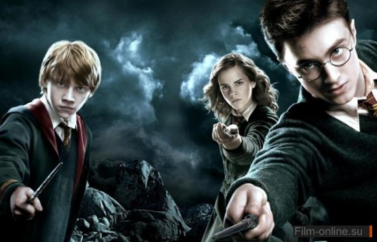 Гарри Поттер 1,2,3,4,5 / Harry Potter 1,2,3,4,5 (2001-2007)