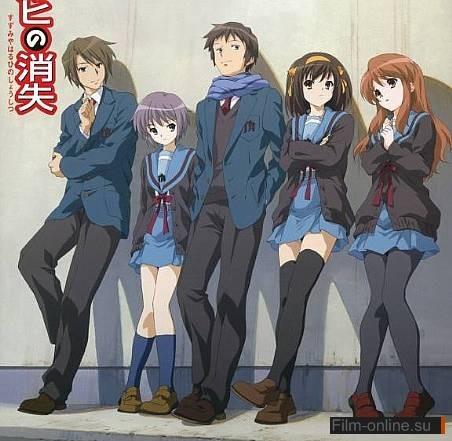 ������������ ������ �������� / The Vanishment of Haruhi Suzumiya / Suzumiya Haruhi no Shoushitsu (����� 2010)