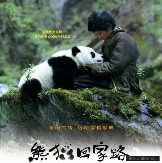 След панды / Trail of the Panda / Xiongmao hui jia lu (2009)