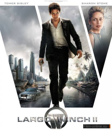 Ларго Винч 2: Заговор в Бирме / Largo Winch (Tome 2) (2011)
