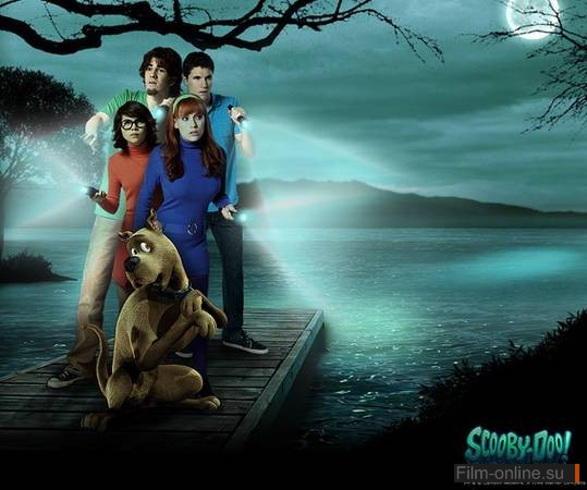 �����-�� 4: ��������� �������� ������� / Scooby-Doo! Curse of the Lake Monster (2010)