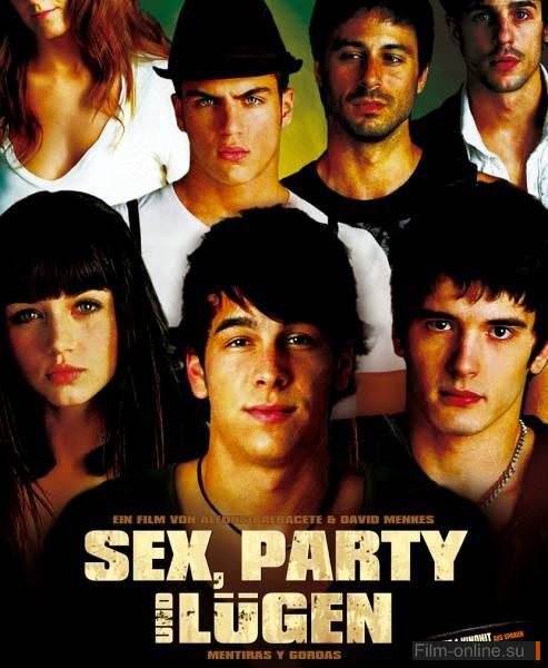 Секс, вечеринки и ложь (2009) Онлайн. Секс, ложь и видео / Sex, Lies, a