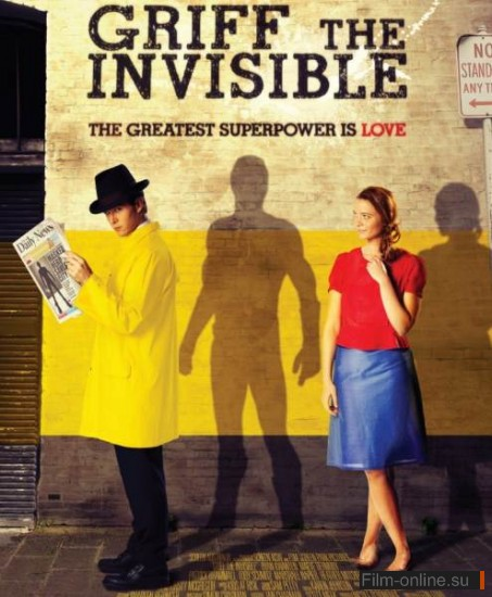 ����� ��������� / Griff the Invisible (2010)