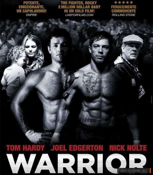 Warrior Film Online: Смотреть онлайн Воин / Warrior (2011) » Фильмы онлайн