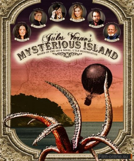 ����������� �� ������������ ������� / Mysterious Island (2010)