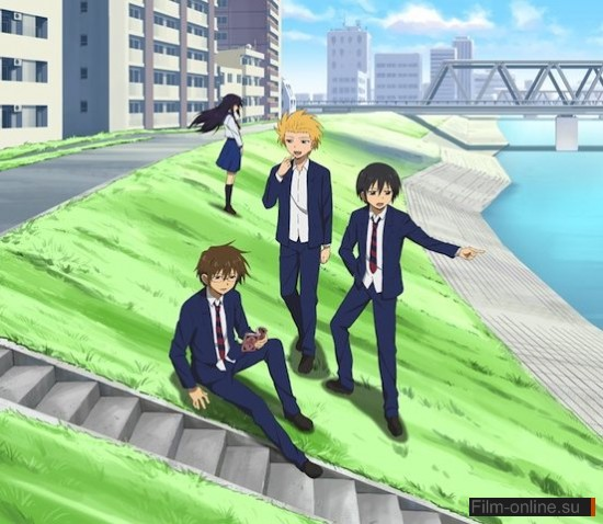 ������������ ����� ���������������� (����� ����������������) / Danshi Koukousei no nichijou (Daily Lives of High School Boys) (2012)