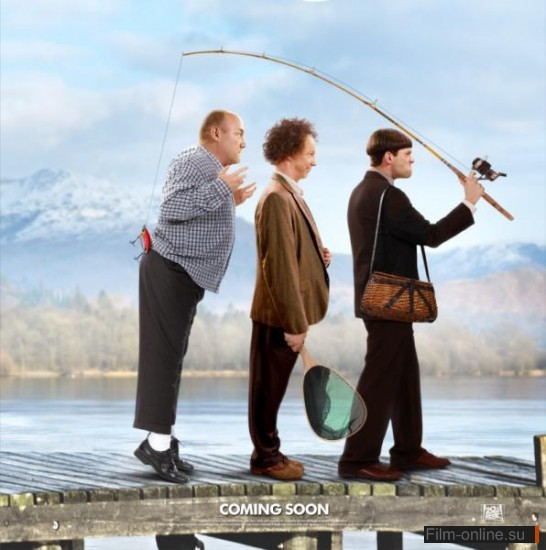 Три балбеса / The Three Stooges (2012)
