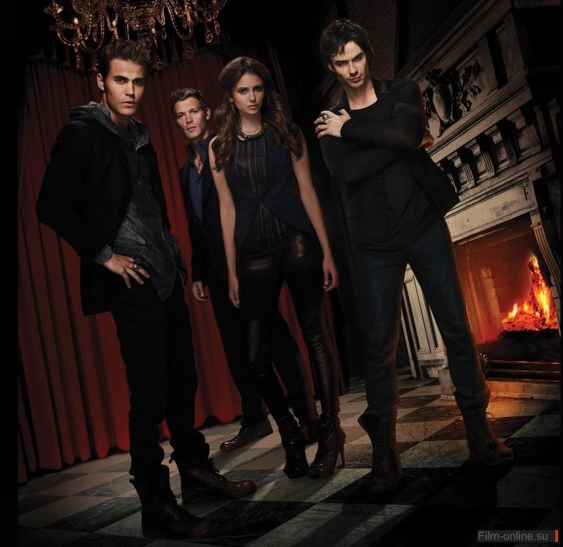 дневники вампира смотреть онлайн 6 сезон 6 серия