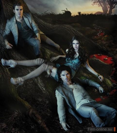 �������� ������� (4 �����) / The Vampire Diaries (season 4) (2012)