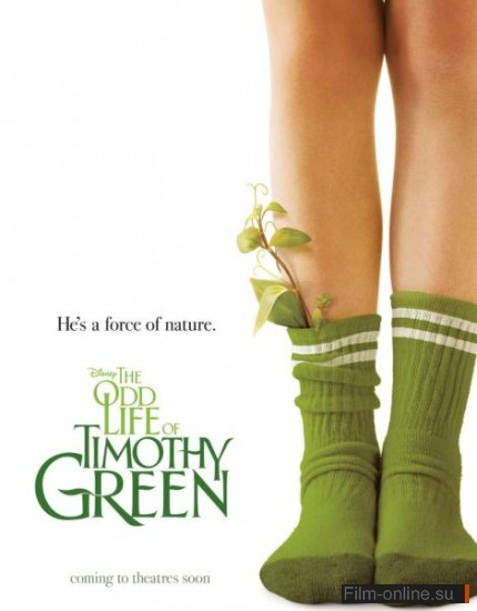 Странная жизнь Тимоти Грина / The Odd Life of Timothy Green (2012)