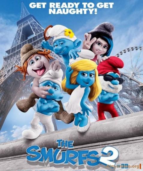 �������� 2 / The Smurfs 2 (2013)