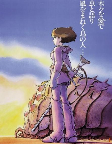 �������� �� ������ ������ / Kaze no tani no Naushika (1984)