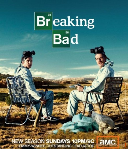 Во все тяжкие / Breaking Bad (1-5 сезоны) (2008-2013)