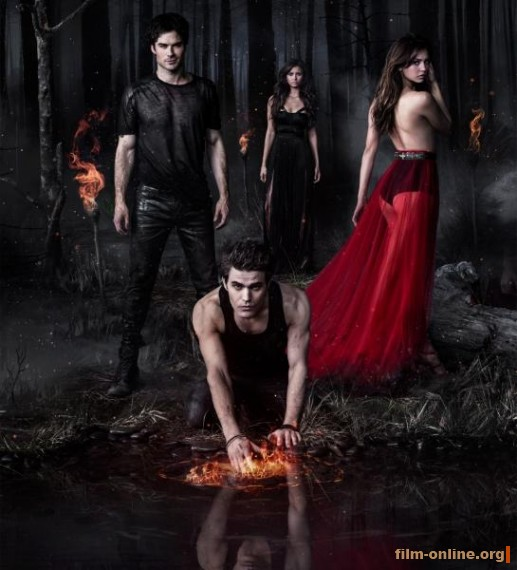 �������� ������� (5 �����) / The Vampire Diaries (season 5) (2012)