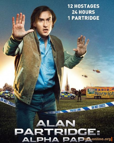 Алан Партридж / Alan Partridge: Alpha Papa (2013)
