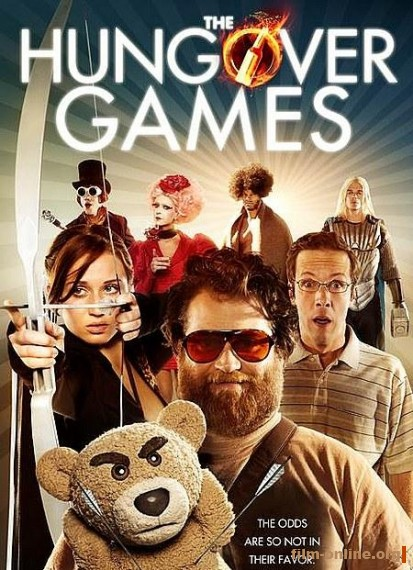 ���������� ���� / The Hungover Games (2014)