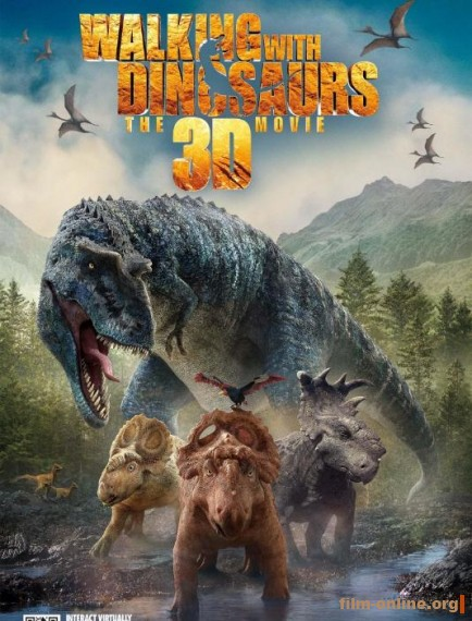 �������� � ����������� / Walking with Dinosaurs (2013)