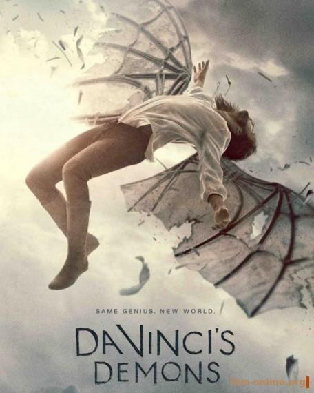 ������ �� ����� / Da Vinci's Demons (2 �����) (2014)
