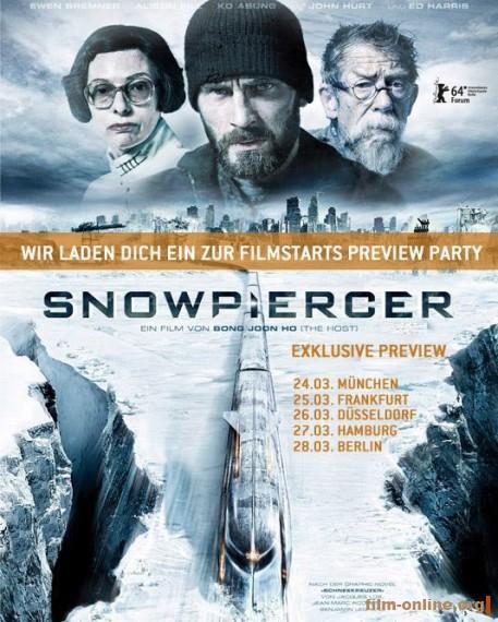 ������ ���� / Snowpiercer (2013)