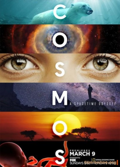 ������: ������������ � ����� / Cosmos: A SpaceTime Odyssey (1 �����) (2014)