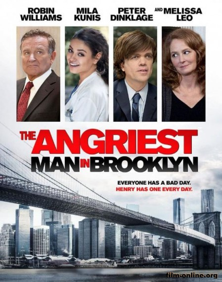 ���� ����� � ���-����� / The Angriest Man in Brooklyn (2014)