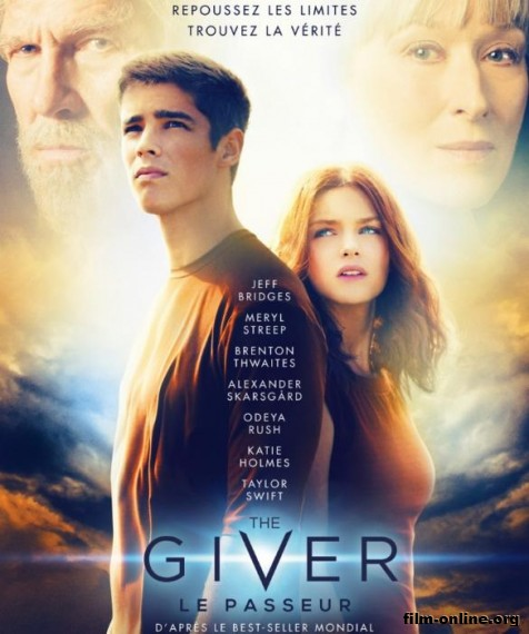 ����� ����������� / The Giver (2014) ������