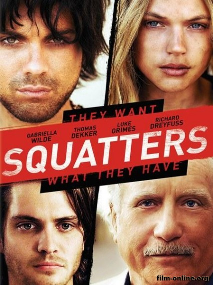 ��������� / Squatters (2014)