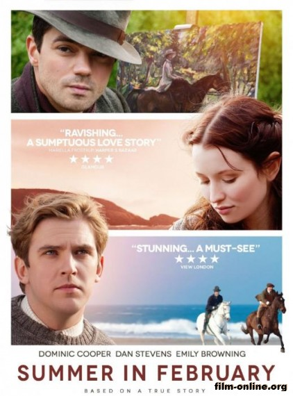 ���� � ������� / Summer in February (2013)