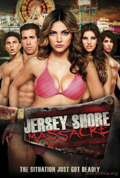 ����� �� ����� � ������ / Jersey Shore Massacre (2014)