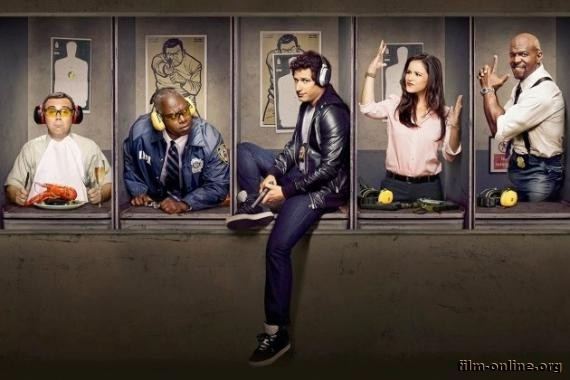 Бруклин 9-9 / Brooklyn Nine-Nine (2 сезон) (2014)