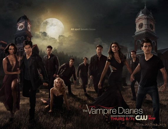 �������� ������� (6 �����) / The Vampire Diaries (season 6) (2014)