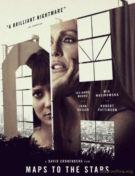 �������� ����� / Maps to the Stars (2014)