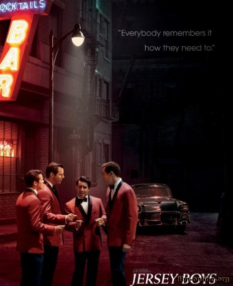 ����� �� ������ / Jersey Boys (2014)