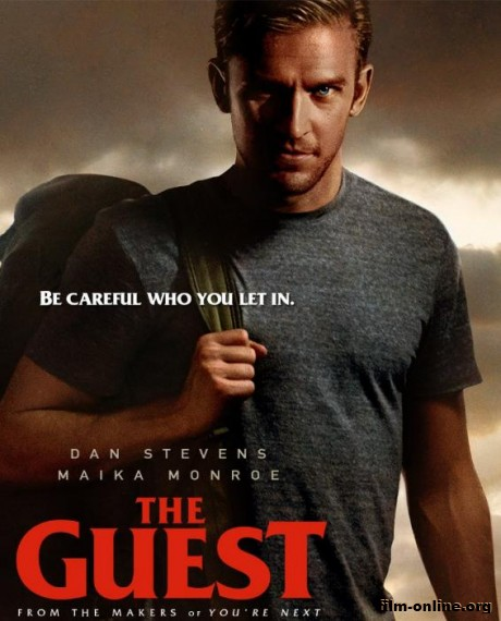 ����� / The Guest (2014)