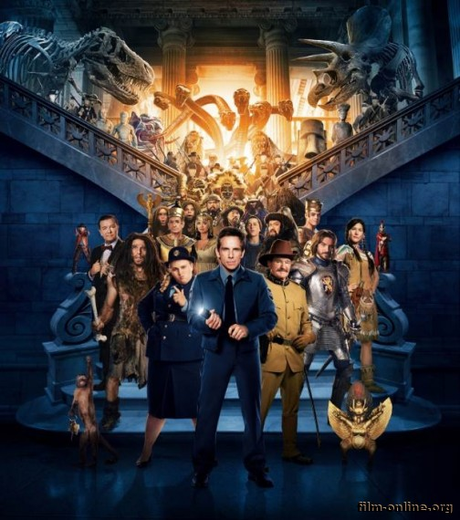 ���� � �����: ������ �������� / Night at the Museum: Secret of the Tomb (2014)
