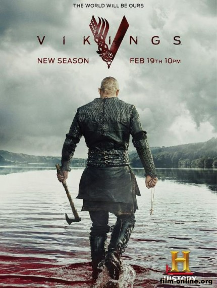 ������� (3 �����) / Vikings (season 3) (2015)