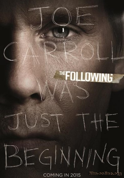 ������������� (3 �����) / The Following (season 3) (2015)