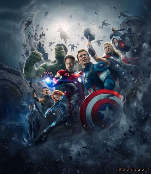 ��������: ��� �������� / Avengers: Age of Ultron (2015)