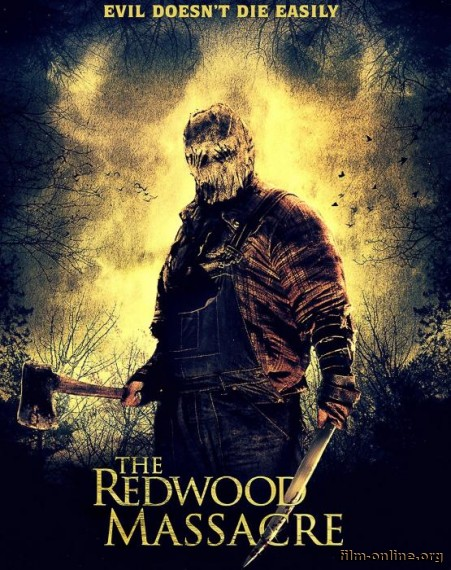����� � ������� / The Redwood Massacre (2014)