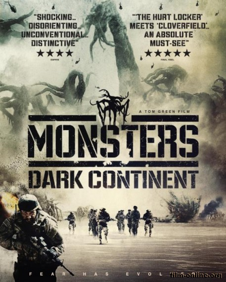 ������� 2: Ҹ���� ��������� / Monsters: Dark Continent (2014)