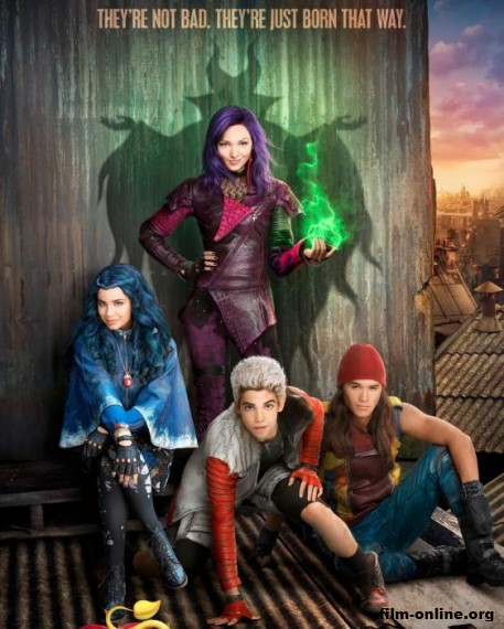 ���������� / Descendants (2015)